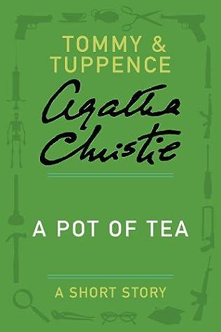 book cover of A Pot of Tea