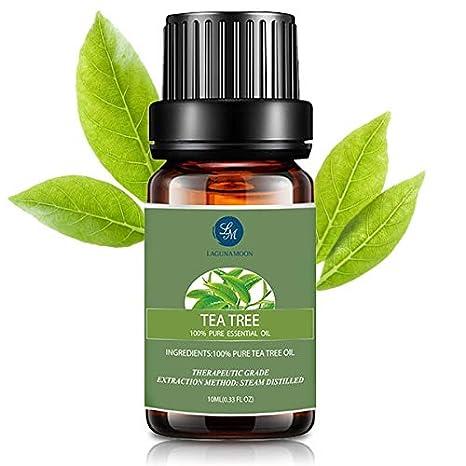 SKM 10ml Tea Tree Natural Aromatherapy Essential Oil