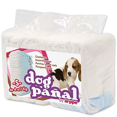 arppe 2975010500 Pañal para Perro, Talla XXS: Amazon.es: Productos ...