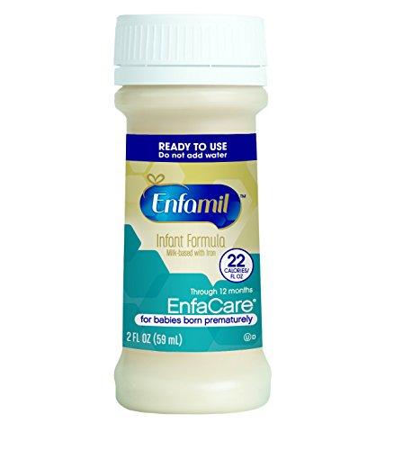 Enfamil Enfacare Baby Formula 22 Calorie 2 Fl Oz