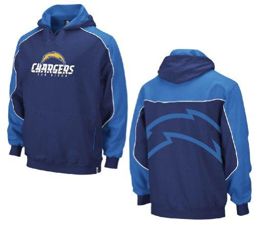 (Reebok San Diego Chargers Youth Blue Arena Hoody Sweatshirt (S=8))