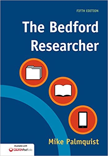 The bedford researcher fifth edition kindle edition by mike the bedford researcher fifth edition 5th edition kindle edition fandeluxe
