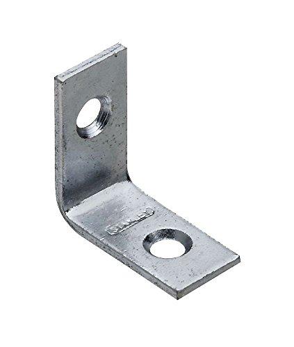 Stanley Hardware S756-104 1inch CD997 Corner Brace, Zinc Plated