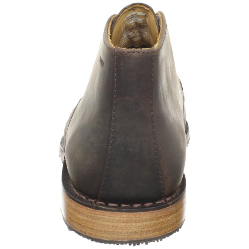 Sebago Tremont Hommes US 10.5 Brun Foncé Bottte Chukka UK 10 EU 44.5