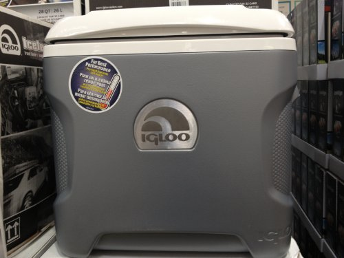 Igloo Portable Thermoelectric Iceless Cooler