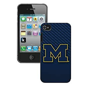 NCAA Michigan Wolverines iphone 5/5S Case