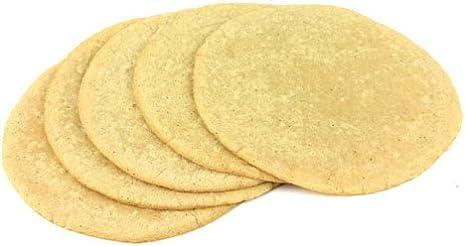 Prisma Tortilla de Maíz Amarillo, 16 CM, 25 UDS - Caja de 16 packs: Amazon.es: Alimentación y bebidas