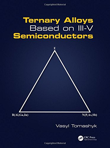 Ternary Alloys Based on III-V Semiconductors-cover