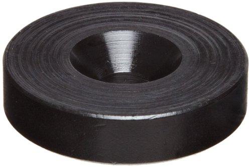 (Steel Flat Washer, Black Oxide Finish, Heavy Duty, 1/4