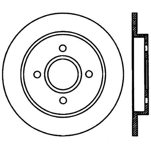 Beck Arnley 042-1749 Air Filter BEC042-1749