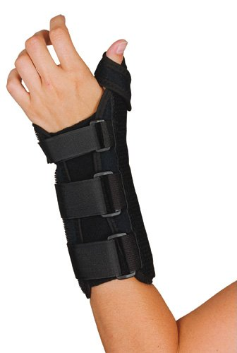 SPECIAL PACK OF 3-Wrist / Thumb Splint Left Large by Marble Medical