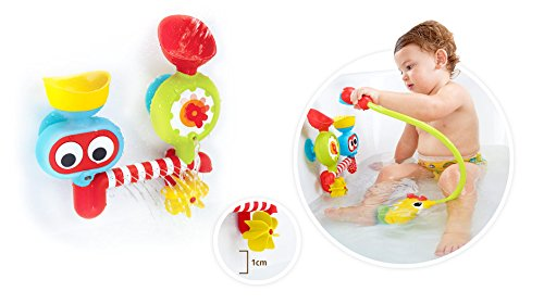 Yookidoo Bath Toy - Submarine Spray Station - Battery Operated Water Pump with Hand Shower and More by Yookidoo (Image #2)
