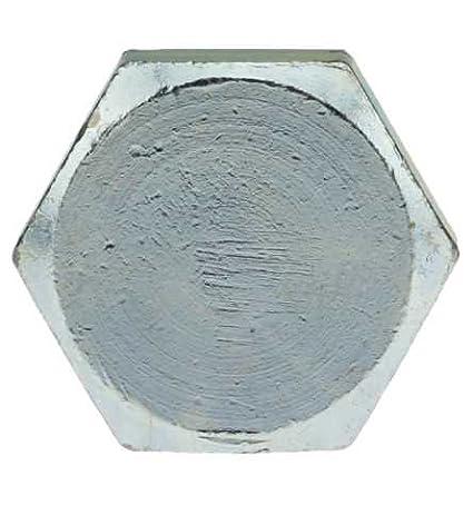 verzinkt farblos 1 St/ück Reidl Sechskant Holzschrauben 10 x 30 mm DIN 571 Stahl galv