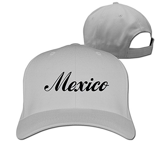 North America Mexico Country Flag Adjustable Fitted Caps Baseball Caps ()