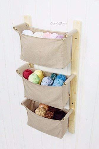 Amazon.com: Nursery Storage Baskets - Kids Room Toy Storage ...