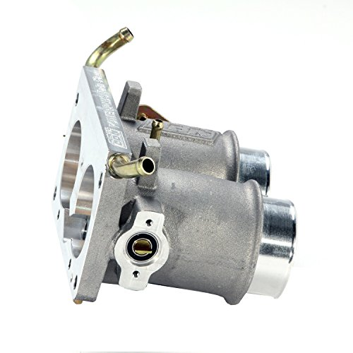 BBK 3503 Twin 61mm Throttle Body - High Flow Power Plus Series For Ford F Series Truck And SUV 302, 351
