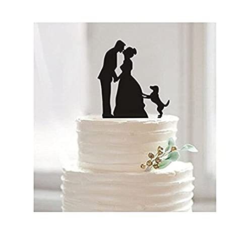 Amazon funny wedding cake toppers custom wedding cake topper funny wedding cake toppers custom wedding cake topper bride and groom cake topper junglespirit Image collections