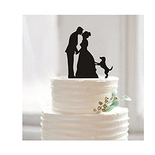 Amazon Com Funny Wedding Cake Toppers Custom Wedding Cake