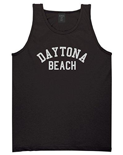 (Daytona Beach Florida Mens Tank Top Shirt XX-Large)