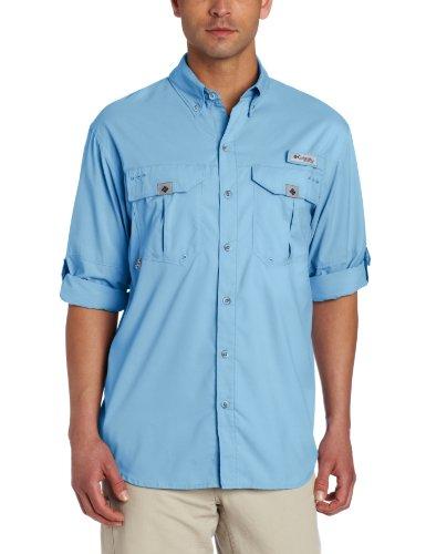 87b9e179efb Columbia Men's Blood and Guts II Long Sleeve Woven Shirt - Import It ...