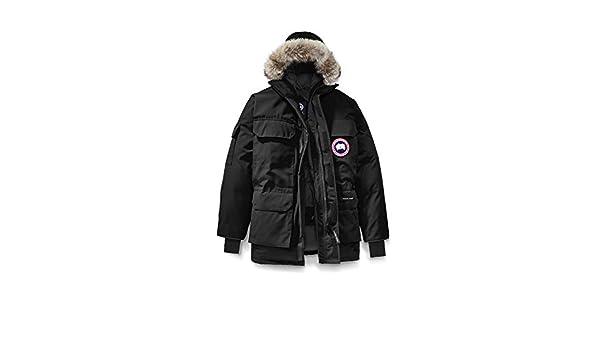 Canada Goose Expedition Parka Coat, hombre, negro, medium: Amazon.es: Deportes y aire libre