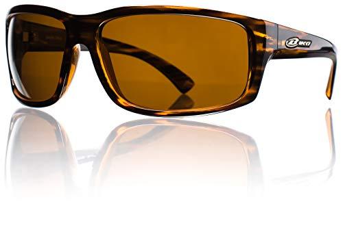 Bucci Sunglasses Torch Relic Polycarbonate Polarized (High-Def Brown Polarized ()