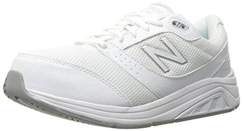 New Balance Womens 928v2 Walking Shoe, Blanco, 40.5 EU/7 UK