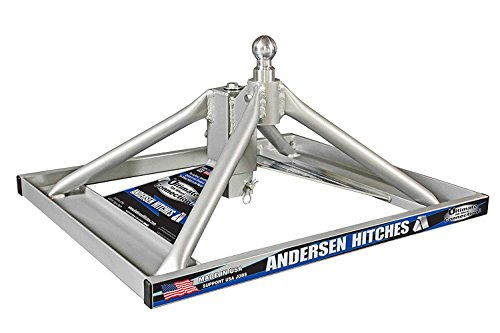 Lowest Price! Andersen Ultimate 3220-TBX Connection Aluminum Gooseneck For All Fuel Cells and Toolbo...