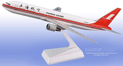 Shanghai Airlines (Shanghai Airlines 767-300 (1:200); BO-76730H-029)