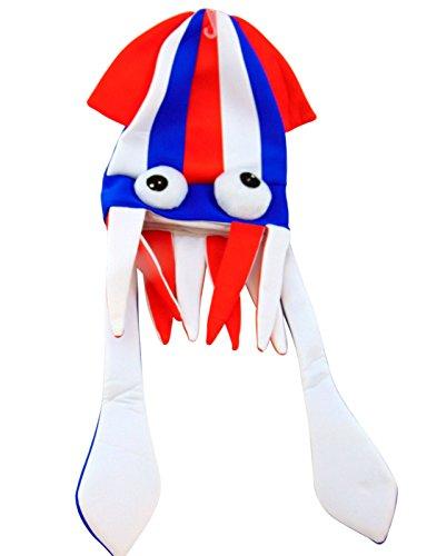 Squid Head Hat