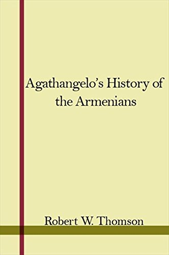 Agathangelos History of the Armenians