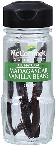 McCormick Gourmet Collection Vanilla Beans, 2 beans by McCormick