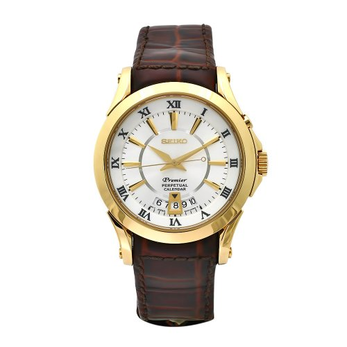 Seiko-Mens-SNQ118-Premier-Brown-Leather-Perpetual-Calendar-Watch