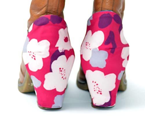 Protezione del tacco per gli stivali da donna per proteggere