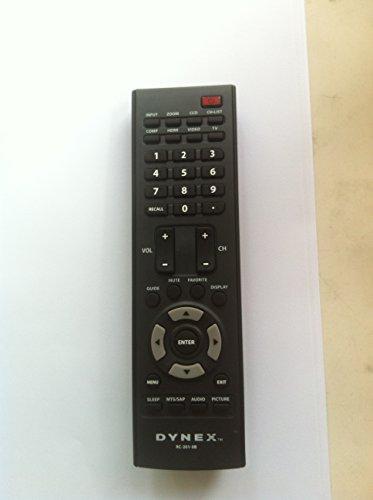 New DX-RC01A-12 DX-RC02A-12 Remote sub DYNEX DX-RC01A-12 RC-701-0A ZRC-400 DX-RC01A-13 DX-RC01A-12 RC-201-0B Remote for almost all Dynex LCD LED TV--Such as DX-55L150A11 DX-46L150A11 DX-46L262A12 DX-4