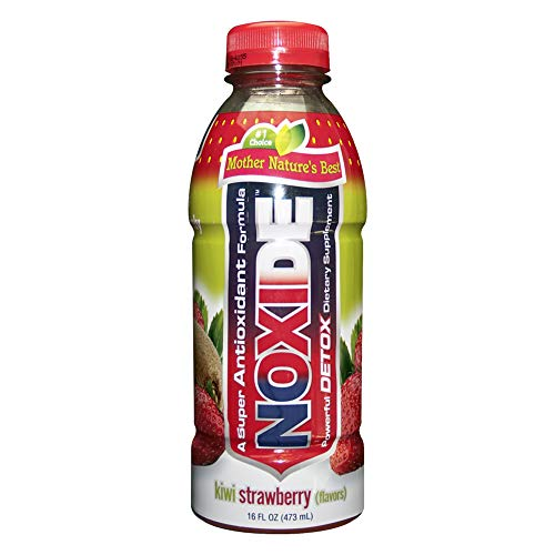 NOXIDE - Super Antioxidant Body Detox Drink with Natural Ingredients (Kiwi ()
