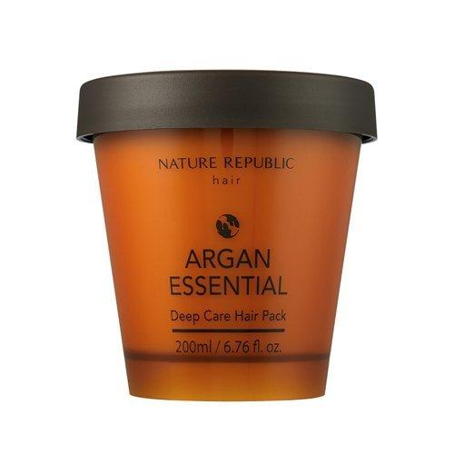 République de nature essentielle Argan soin profond cheveux Pack