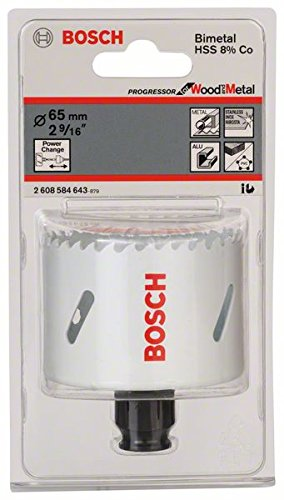 (Bosch Progressor Holesaw 65mm )