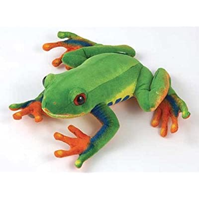 "Red Eye Tree Frog 8"" by Fiesta: Toys & Games"