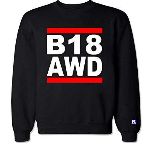 FTD Apparel R Built Men's B18 AWD Crew Neck Sweater for sale  Delivered anywhere in USA
