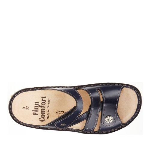 Finn Comfort Womens Ventura-S 82568 Leather Sandals Light Ozean