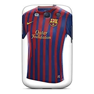 Barcelona Home Fashion Tpu S3 Case Cover For Galaxy