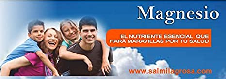 Amazon.com: Cloruro De Magnesio Magnesium Cloride (2): Health & Personal Care