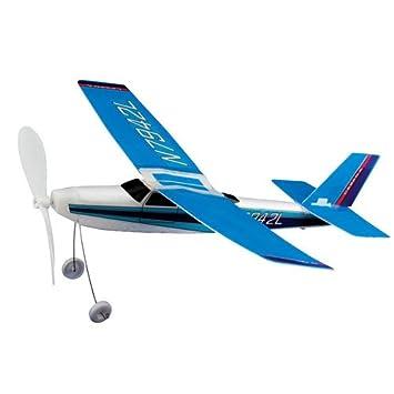Tobar Rubber Band Plane Amazon Toys Games