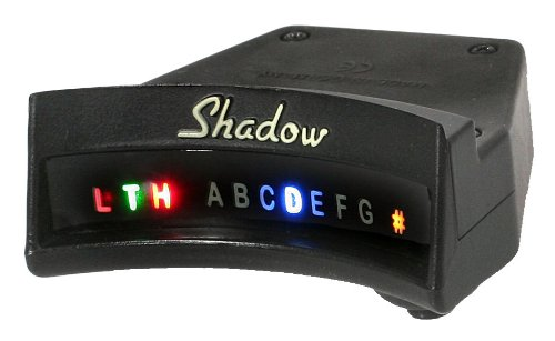 Shadow Electronics SH-SONIC-TUNER Sonic Tuner for Acoustic Guitar