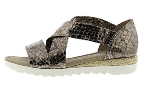 Gabor Women's 62.711.33 Fashion Sandals Brown DEEFONZ