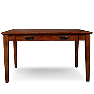 Amazon Com Mission Wooden Laptop Desk With Pullout
