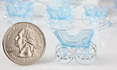 Amazon.com: Azul claro de plástico bebé Buggies – para el ...