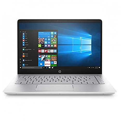 HP 14-bf013tu 2017 14-inch Laptop (Core i3/4GB/1TB/Windows/Integrated Graphics), Silver Laptops at amazon