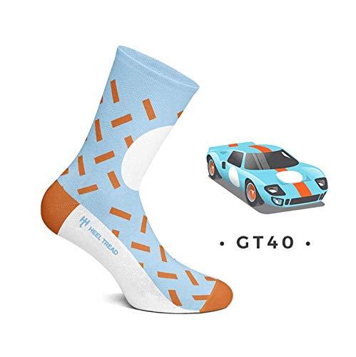 Heel Tread GT40 SOCKS